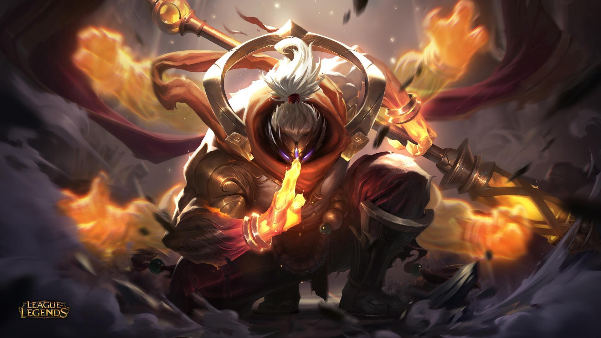 League Of Legends God Staff Jax Now Available Hollywood Com Esports