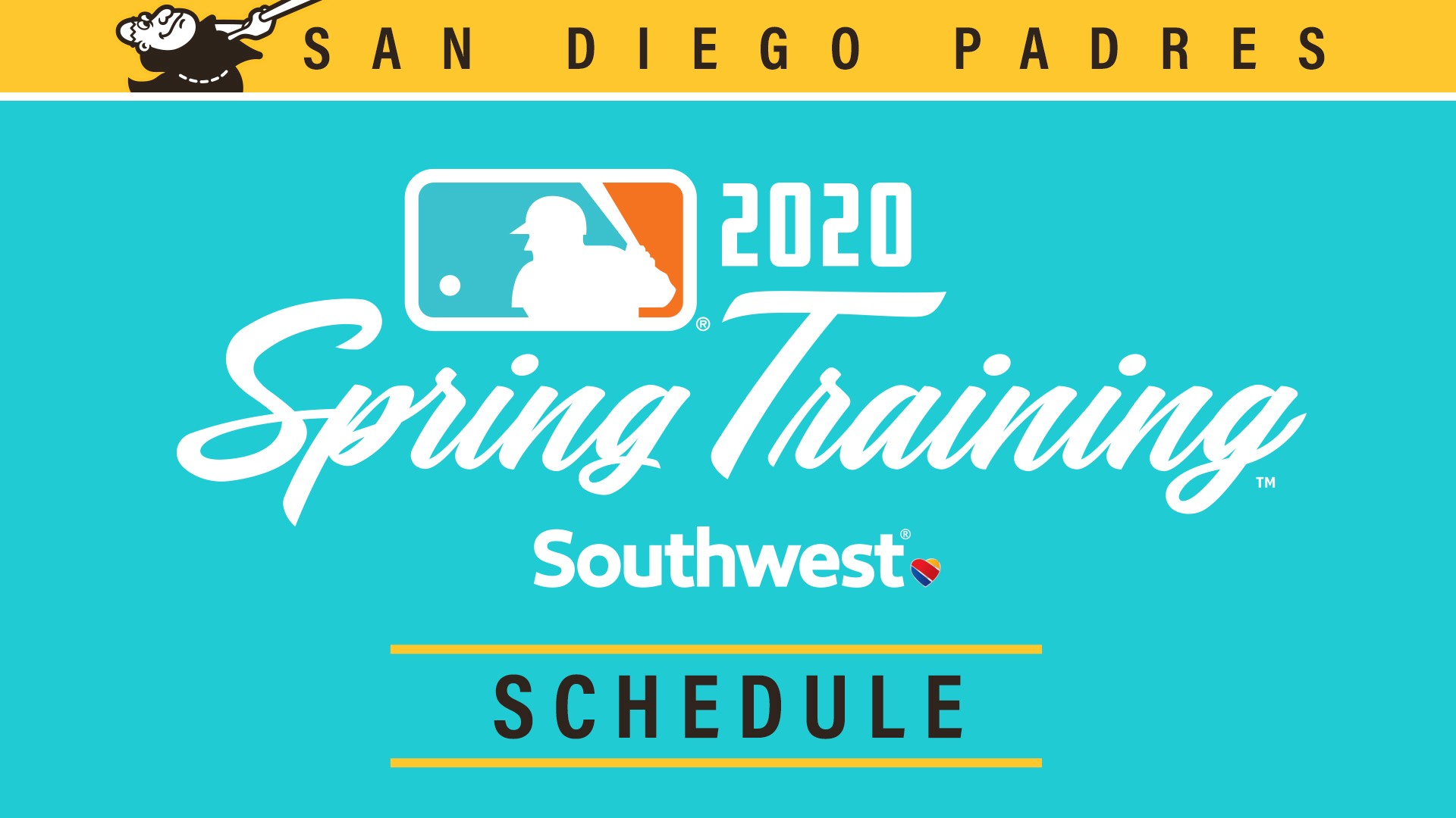 Spring Break Camps Seattle 2020.Padres Announce 2020 Spring Training Schedule Friarwire