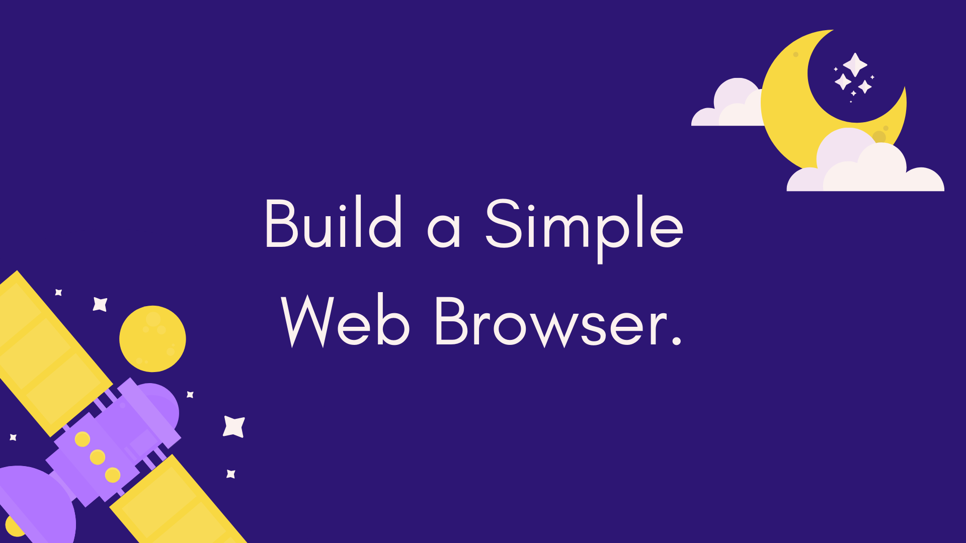 Build a Simple Web Browser in Android Studio - Innocent
