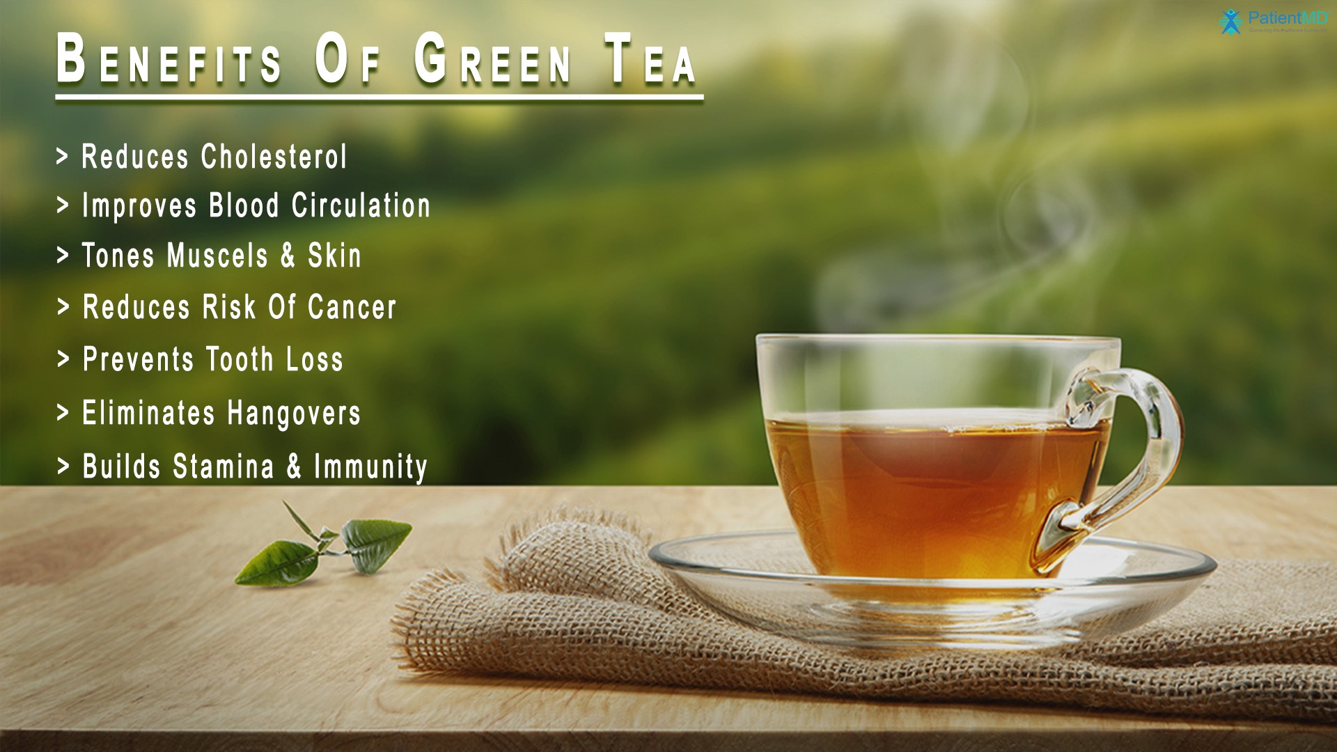 can green tea help reduce the risk of cancer? read on to know