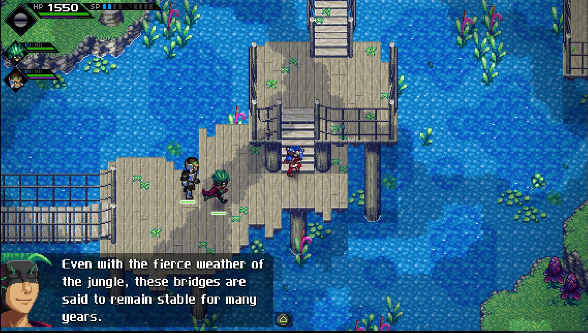 CrossCode, a review - Marco