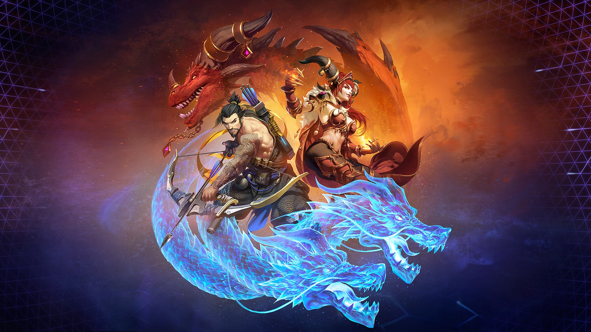Hanzo And Alexstrasza