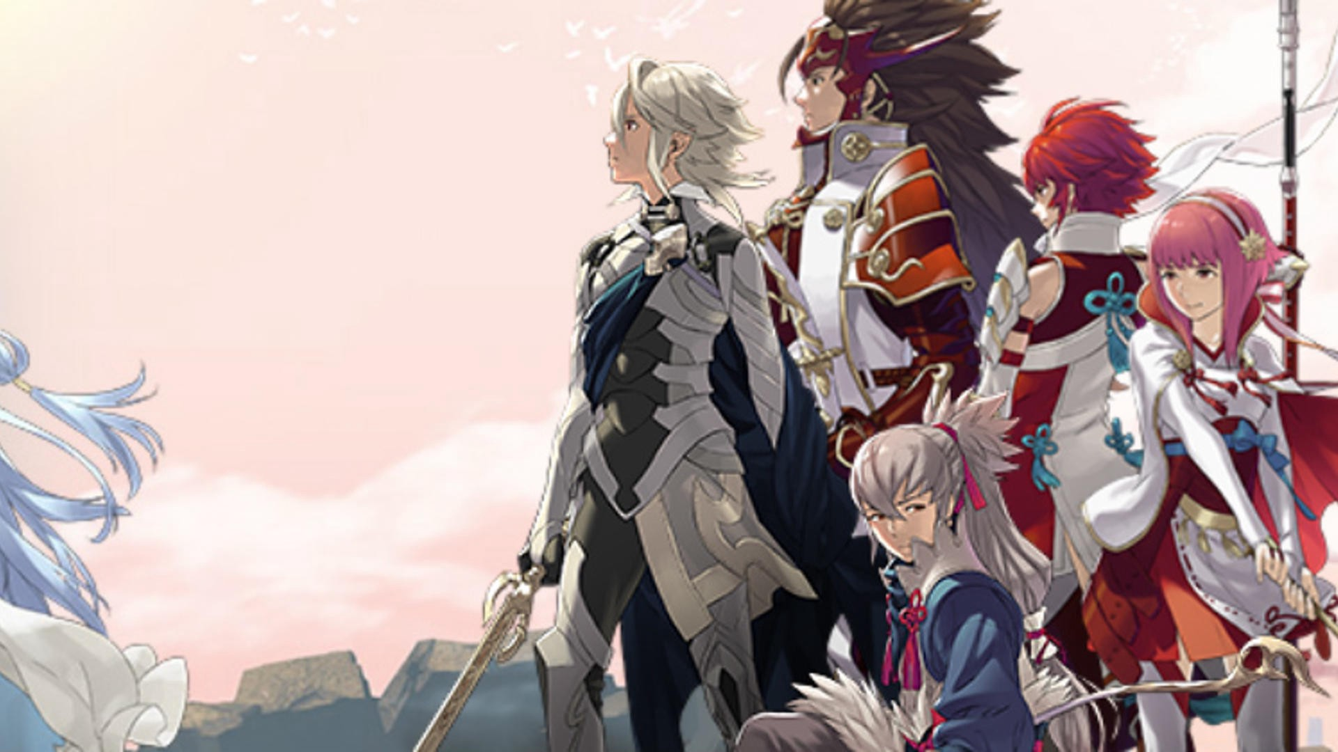 Fire Emblem Fates Birthright 100 Word Gaming Reviews Medium