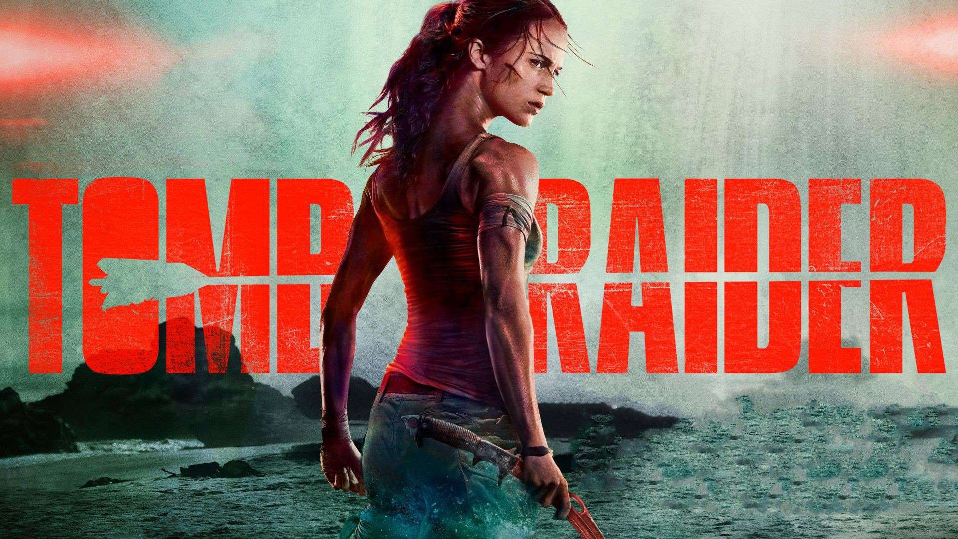 Movie Review: Tomb Raider (2018). This movie reboot adapted from the game…  | by Benjamin Ho | Coucher.Blog | Medium