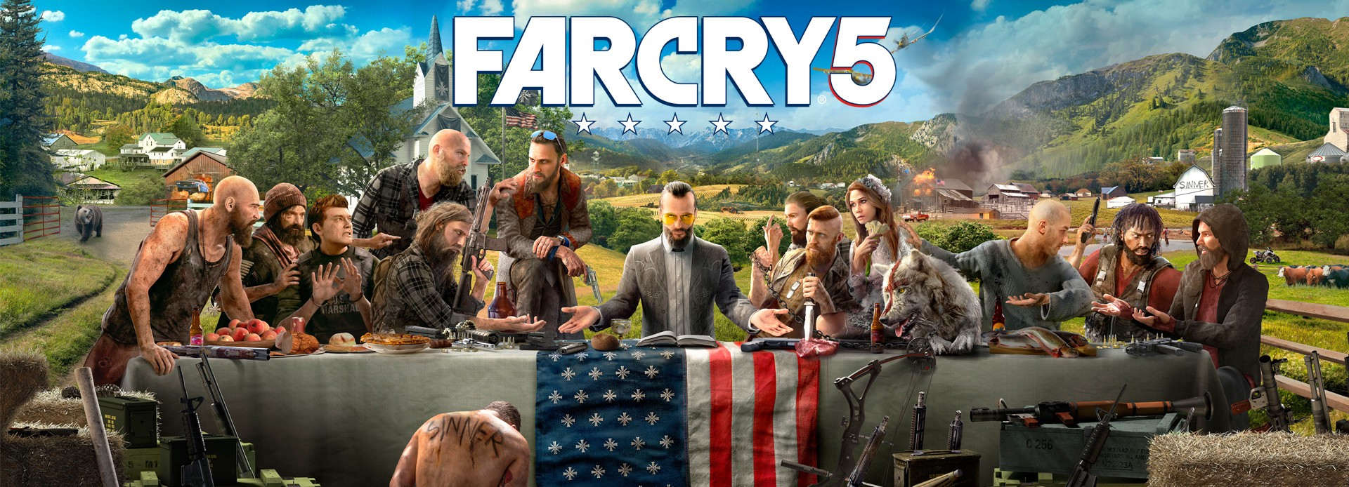Far Cry® 5 Gets 5 Times More Immersive with Eye Tracking