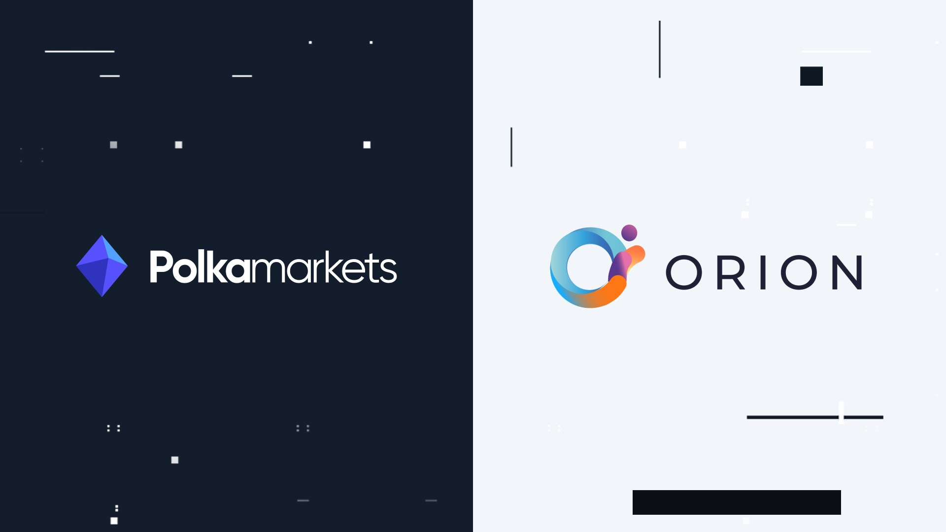 Polkamarkets Partners with Orion Protocol for Liquidity Provisioning