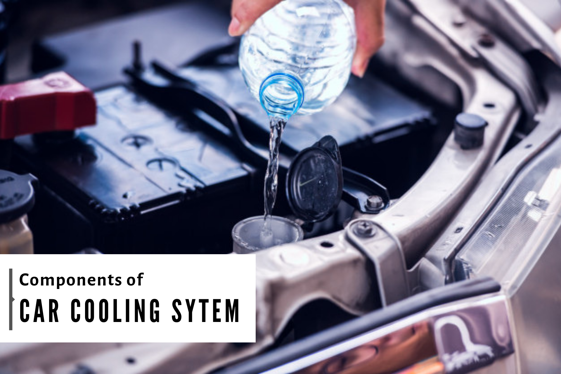 Car Cooling System >> What Are The Different Components Of The Car Cooling System