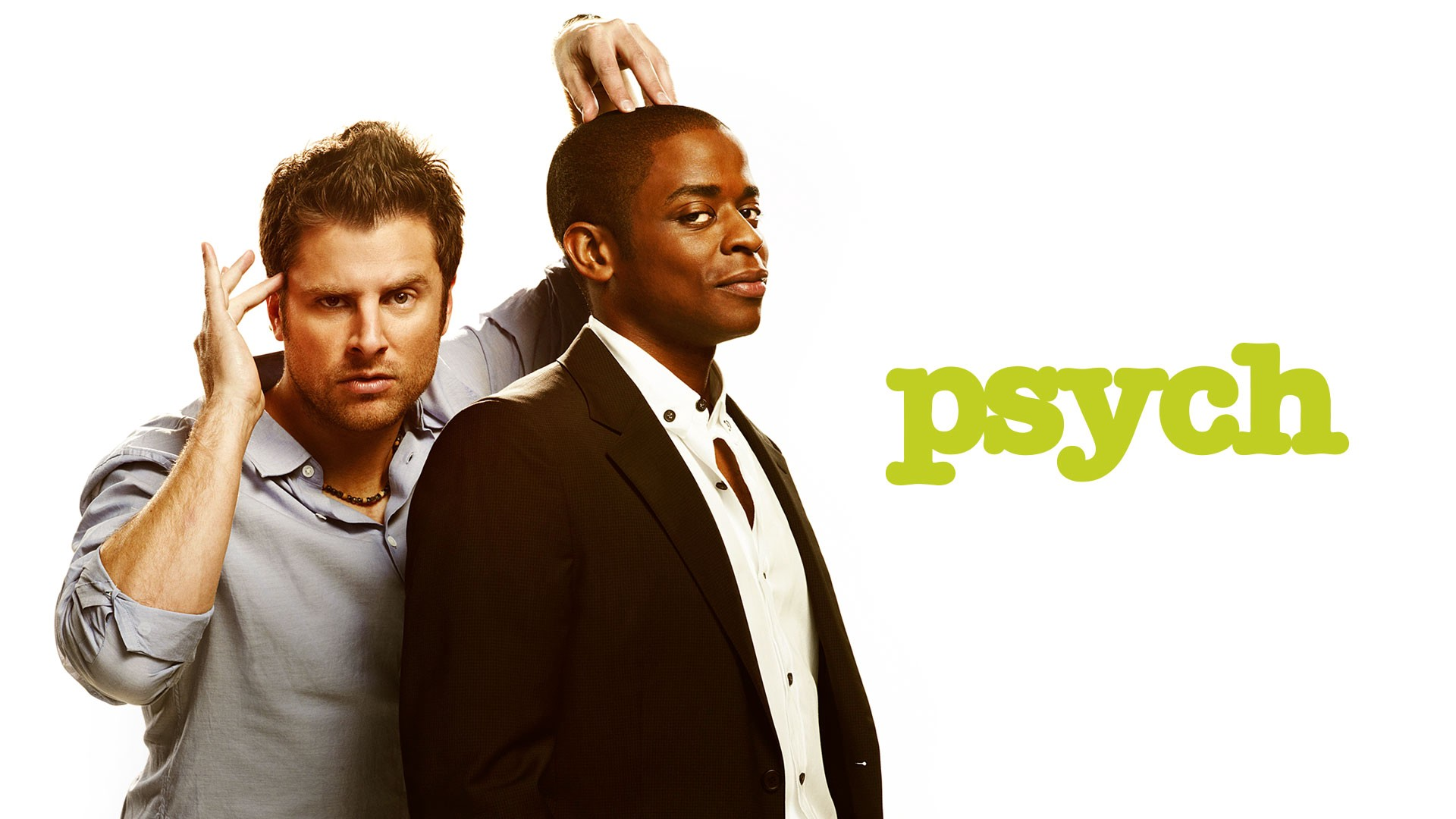Psych TV Show Fake Psychic