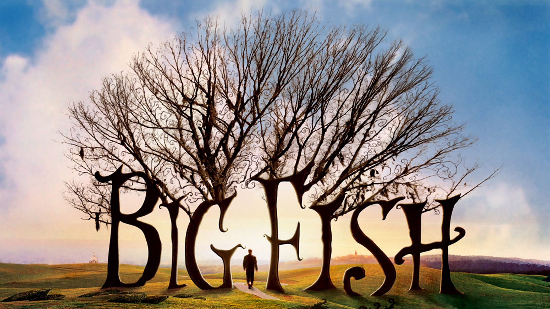 "A quick read on Tim Burton's ""Big Fish"" (2003) - Wess Haubrich ..."