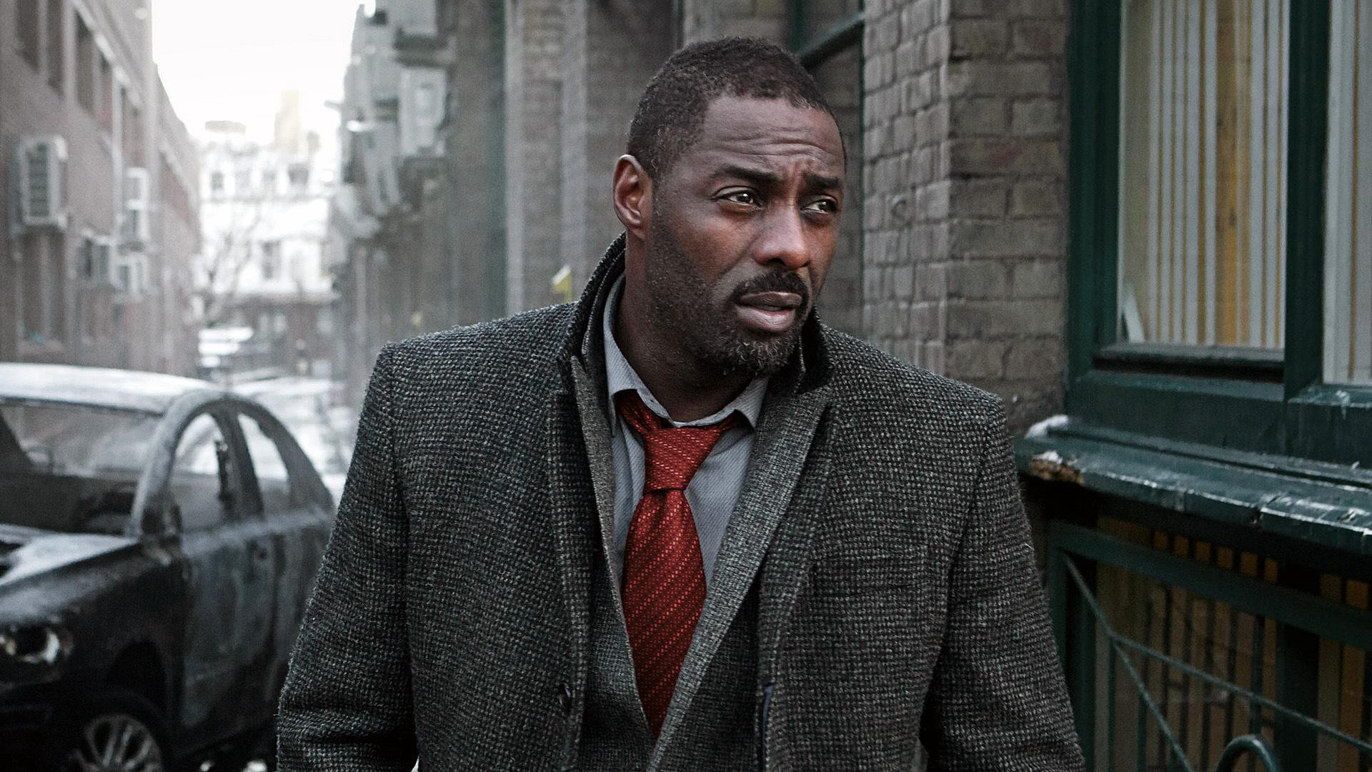 Luther, BBC, crime, drama