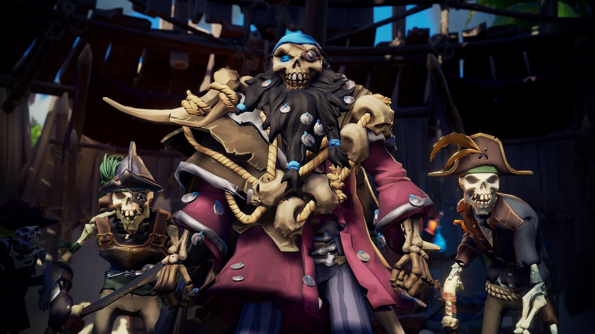 Sea of Thieves Tall Tales: Shores of Gold — #8 Revenge of the