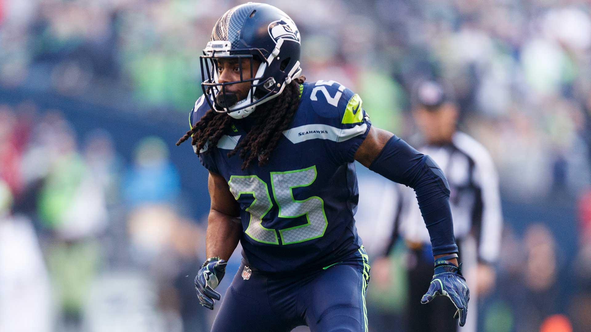 Richard Sherman Is Introducing The Nfl To Bitcoin And Other