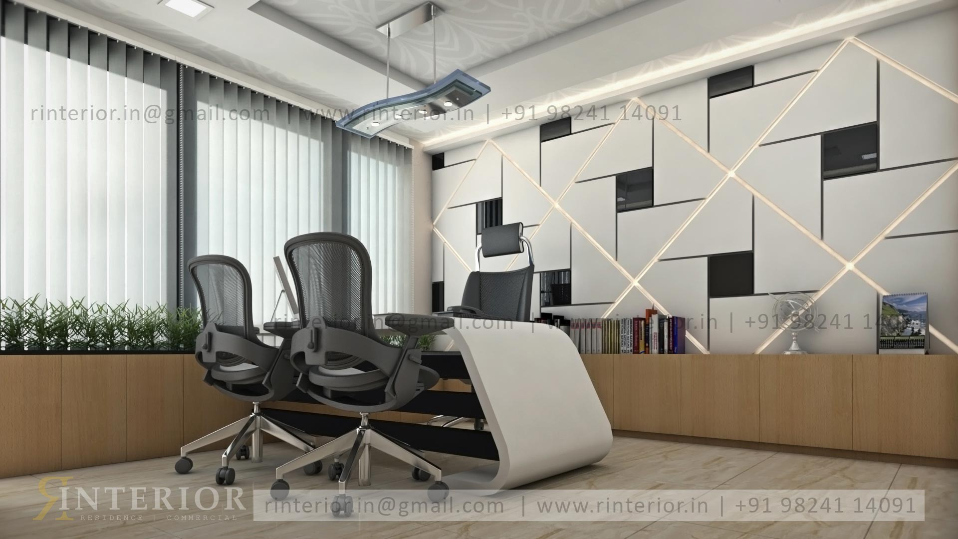 Great Solution For Commercial Interior Design In India Rinterior By R Interior Medium