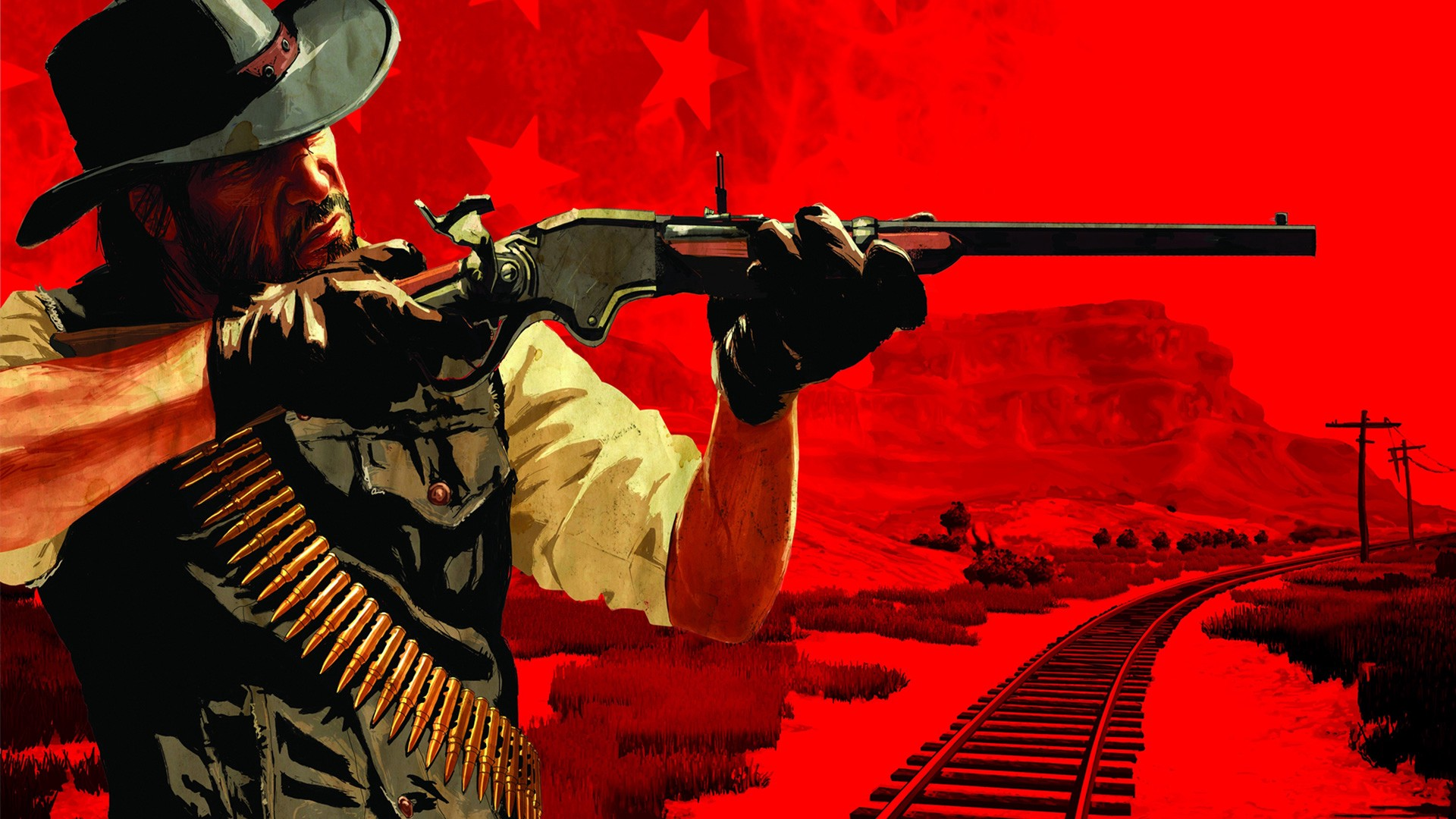 Revisiting Red Dead Redemption A Work Of Art John Reeves