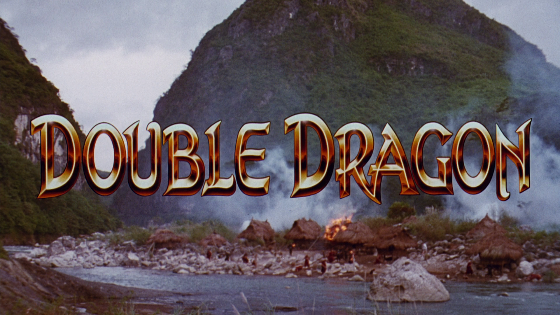Witness The Cinematic Insanity That Is Double Dragon By Austin