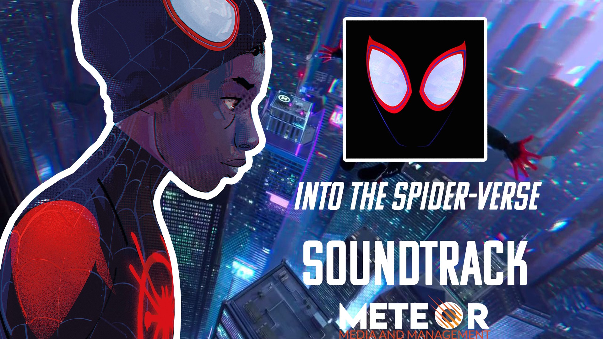 """Why the """"Spider-Man: Into the Spiderverse"""" Soundtrack Is so"""