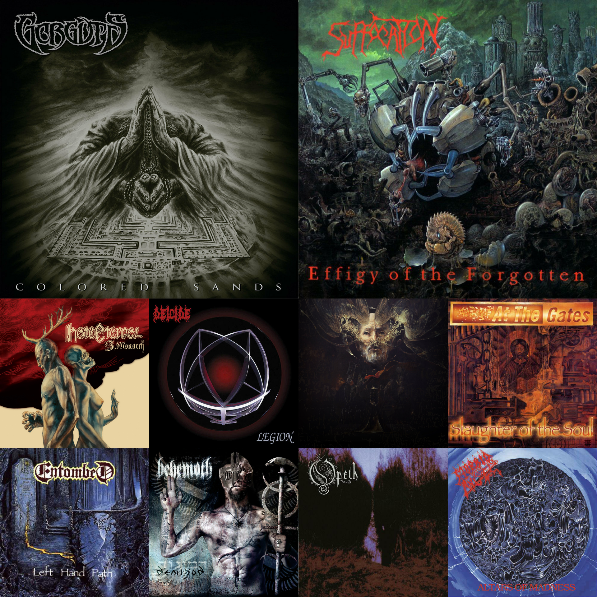 How To Death Metal: The 7 or 8 Death Metal Bands That Are Actually