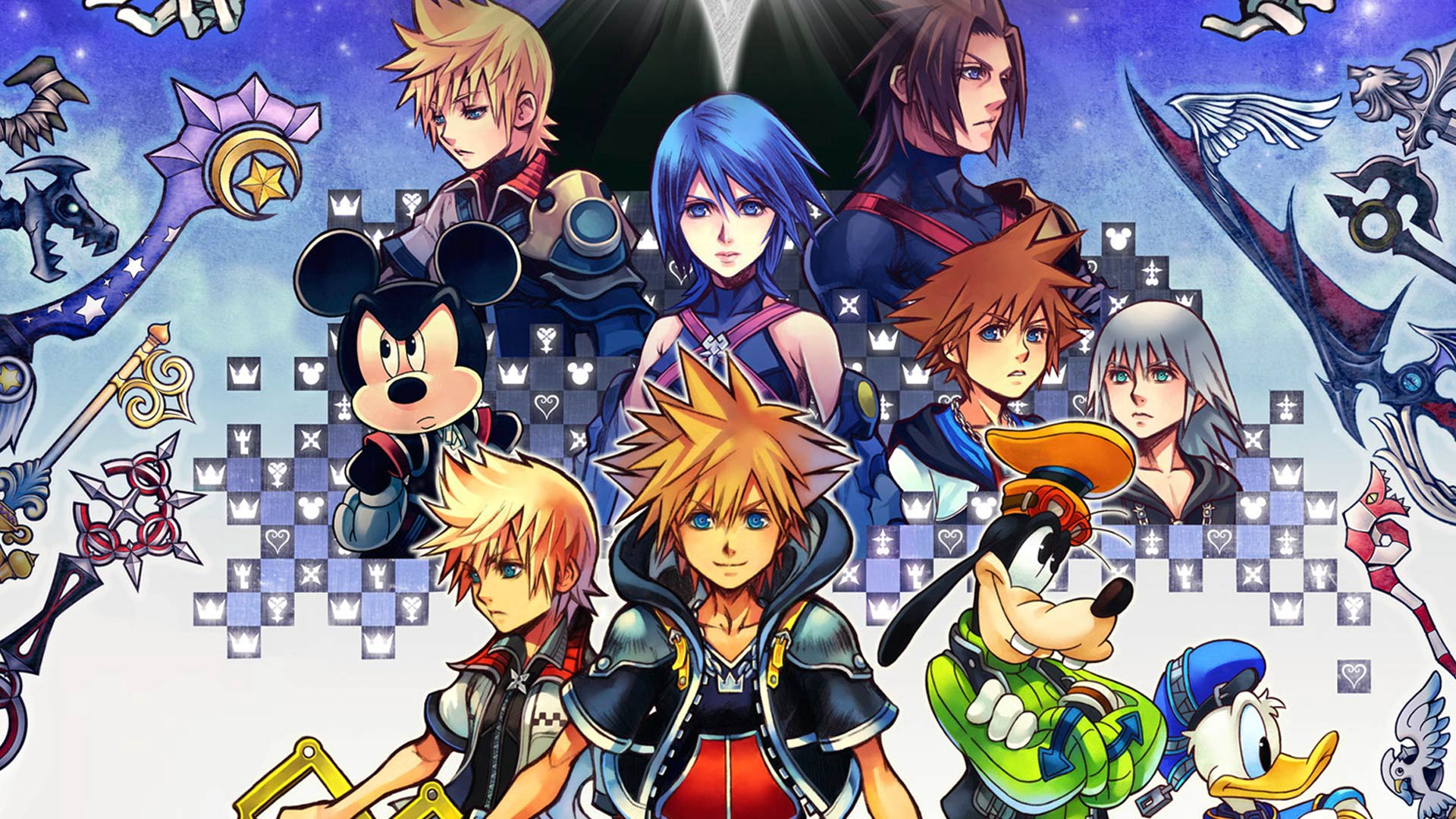 Review Kingdom Hearts I 5 Ii 5 Remix Tasta