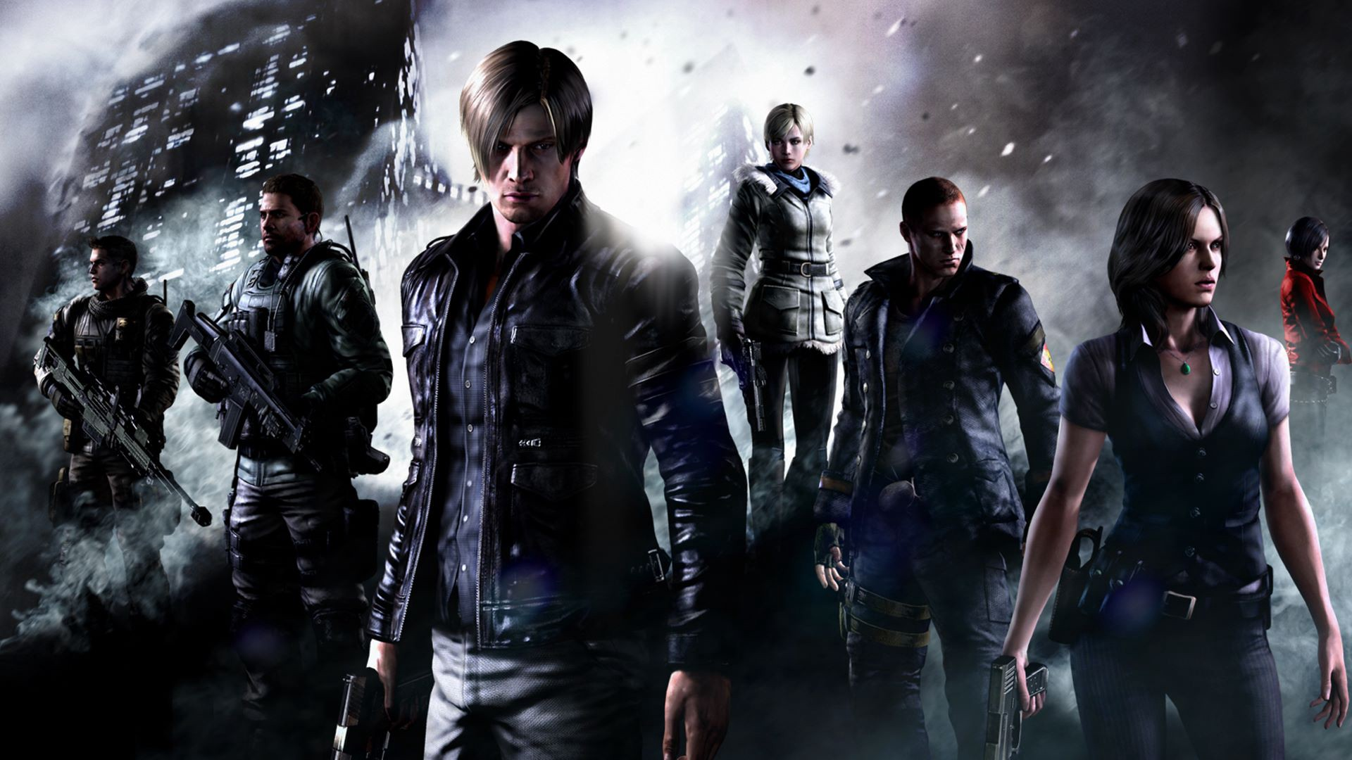 Leo Talks Resident Evil 6 My Thoughts On Resident Evil 6 The By Leo K Medium