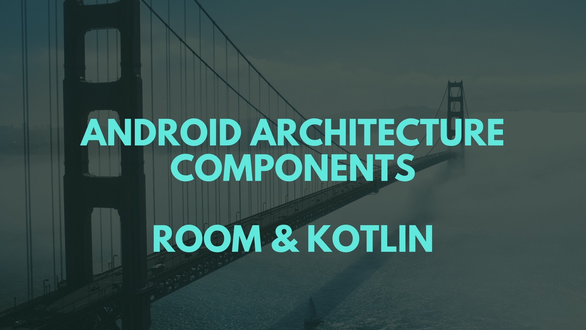 Android Architecture Components — Room and Kotlin - MindOrks