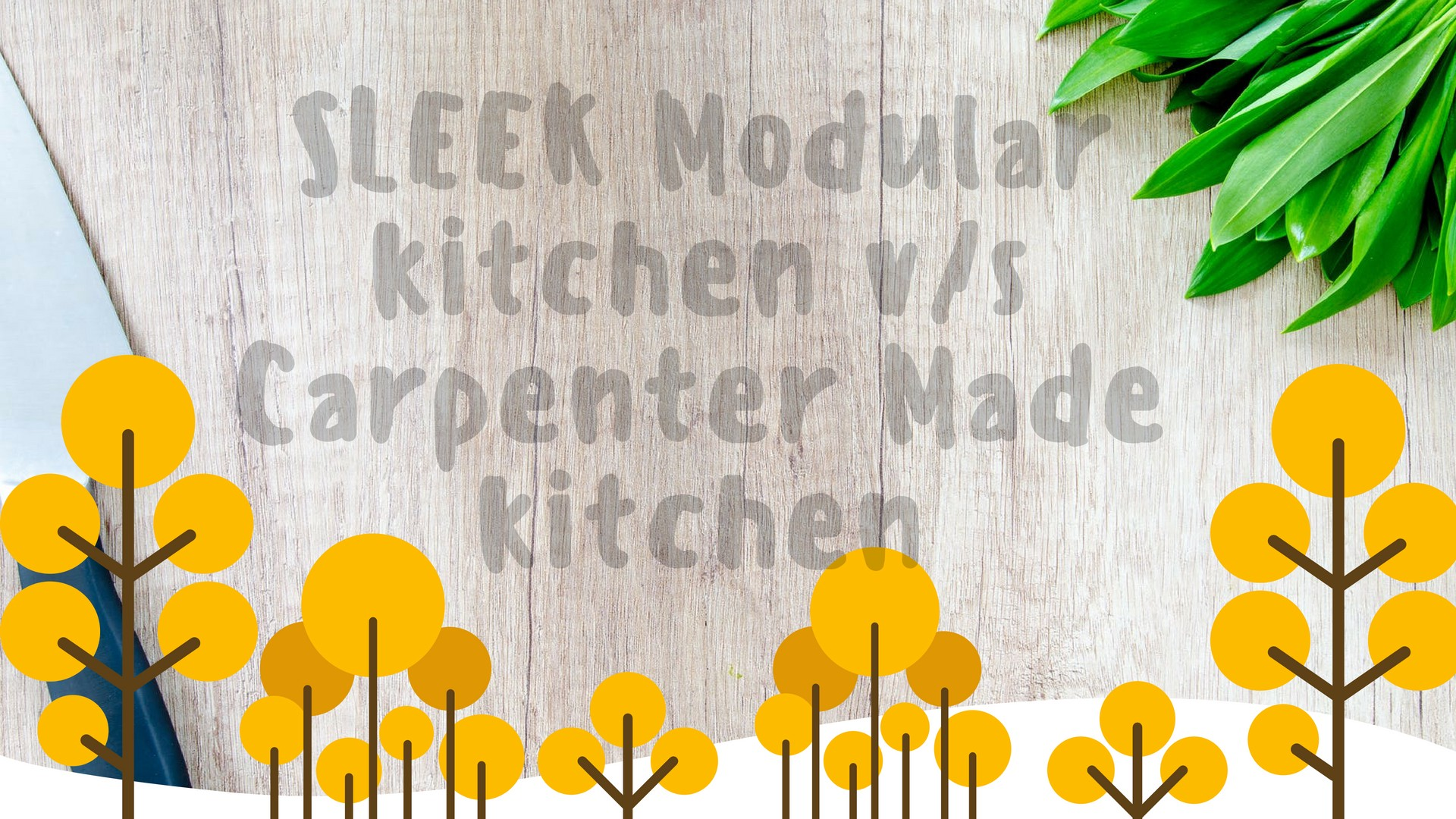 Factory Made Kitchen Vs Civil Kitchen Unplan Social Medium