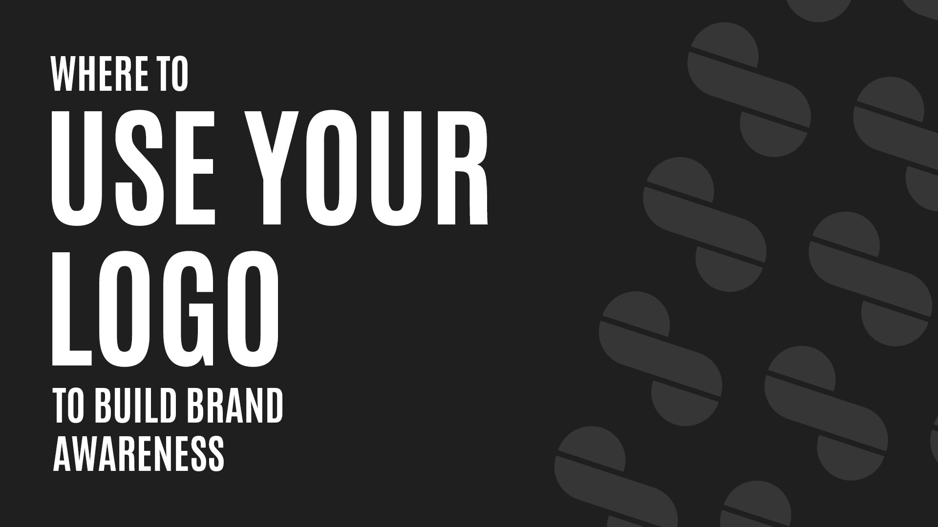 Where To Use Your Logo So You Ve Spent The Time Or Hired By Samuel Stroud Medium