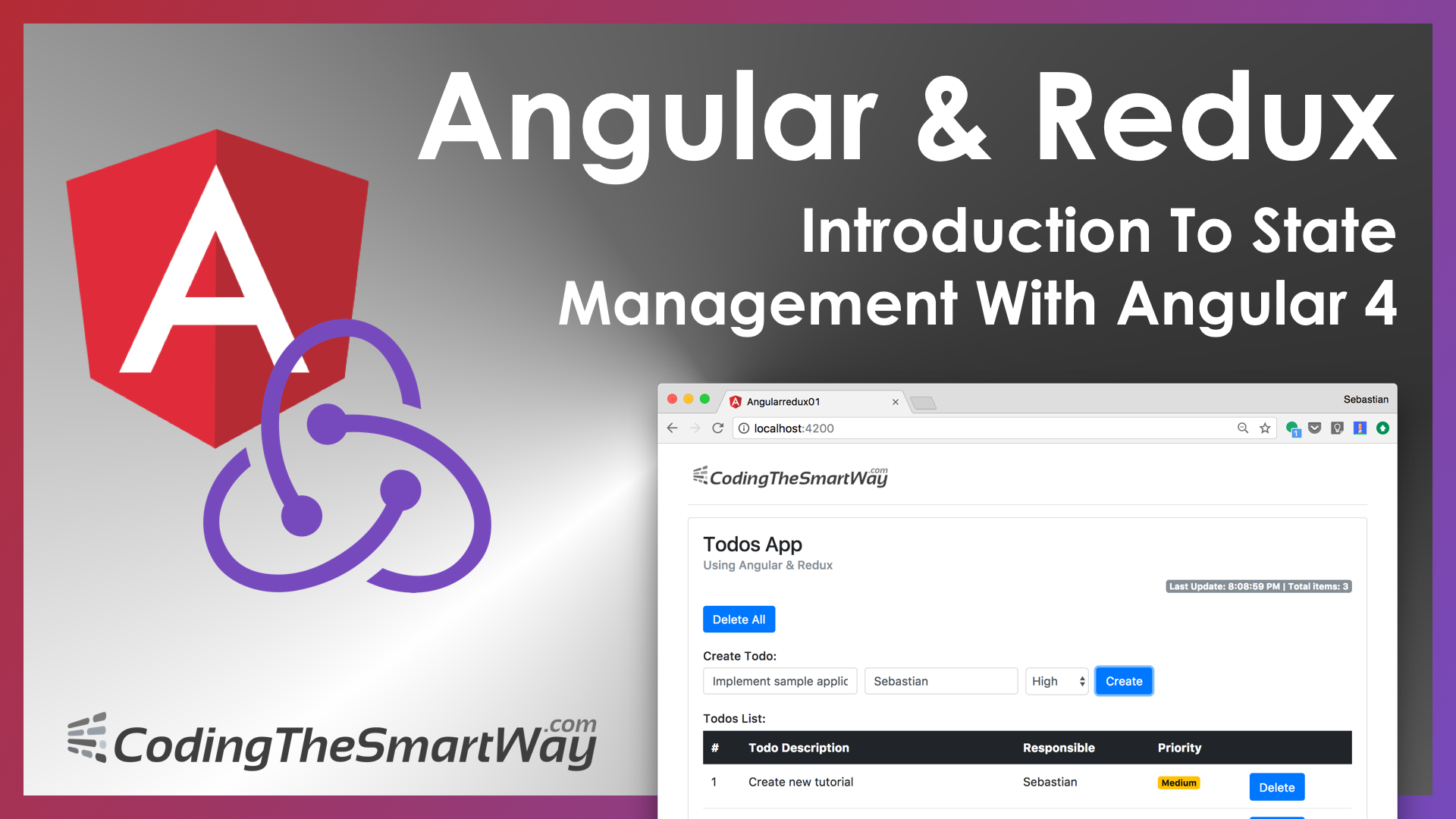 Angular and Redux - CodingTheSmartWay com Blog - Medium