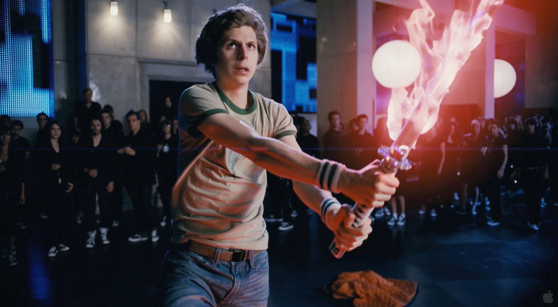 Scott Pilgrim vs. The World' or — This Movie vs. My Patience? | by Colin  Edwards | Medium