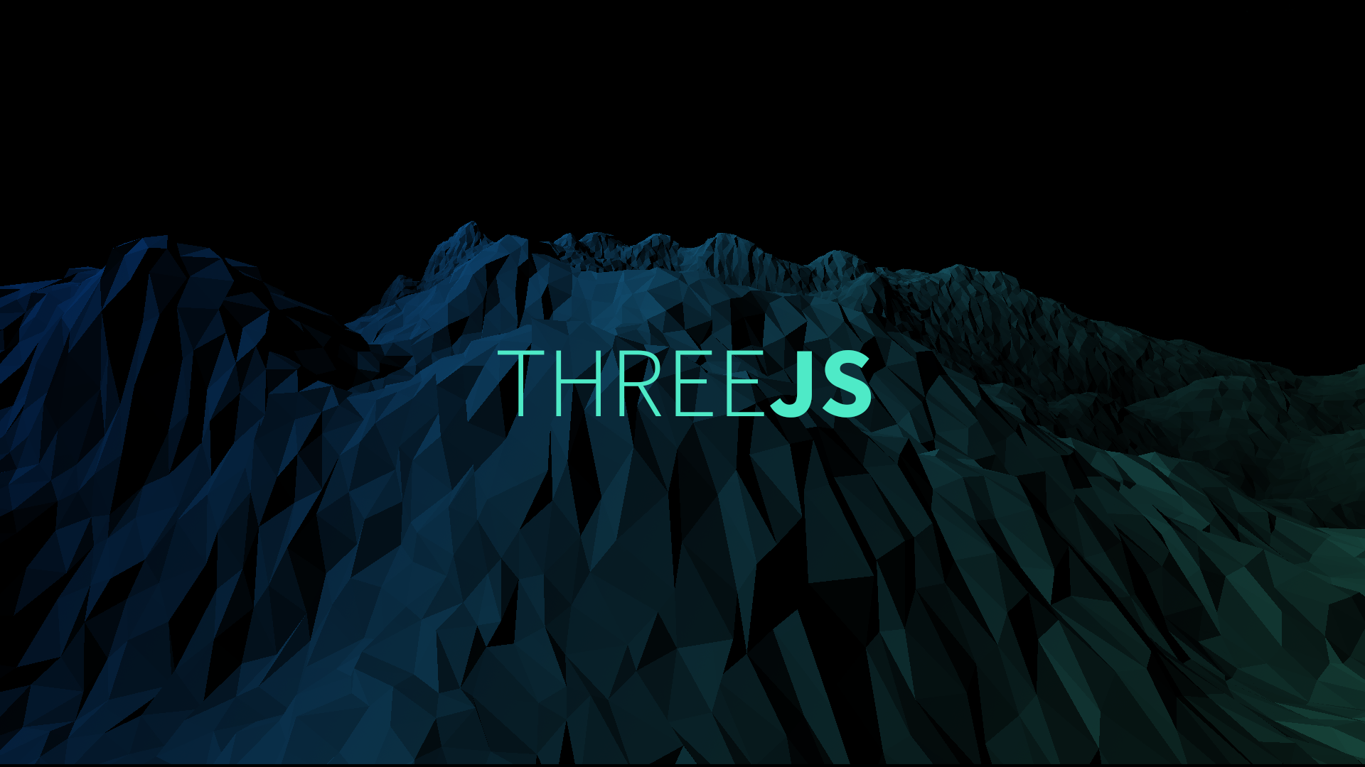 Three js: WebGL for Humans - Nahuel A  Verón - Medium