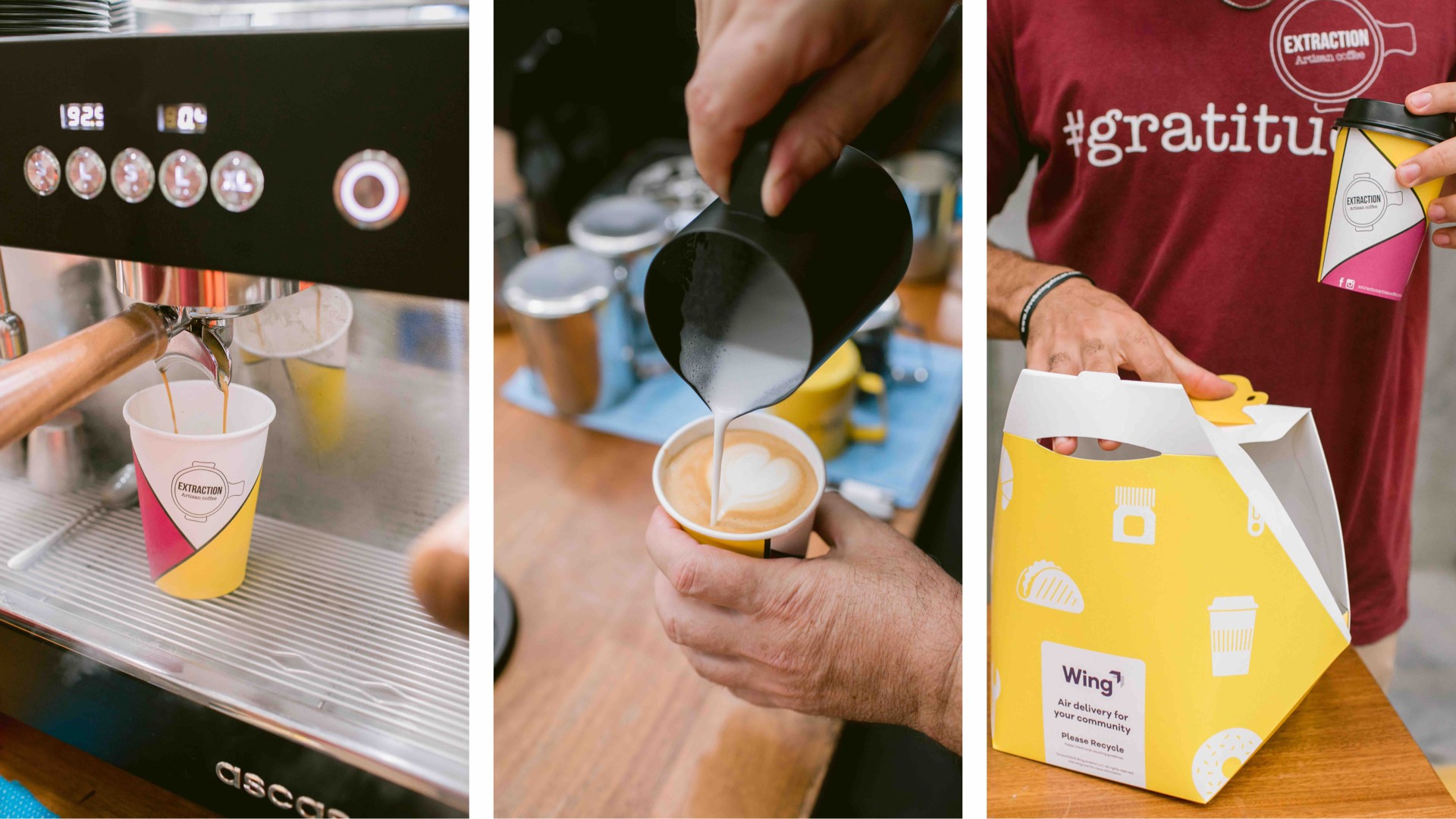 Extraction Coffee Gratitude In A Well Brewed Cup By Wing Medium Wing Blog Medium