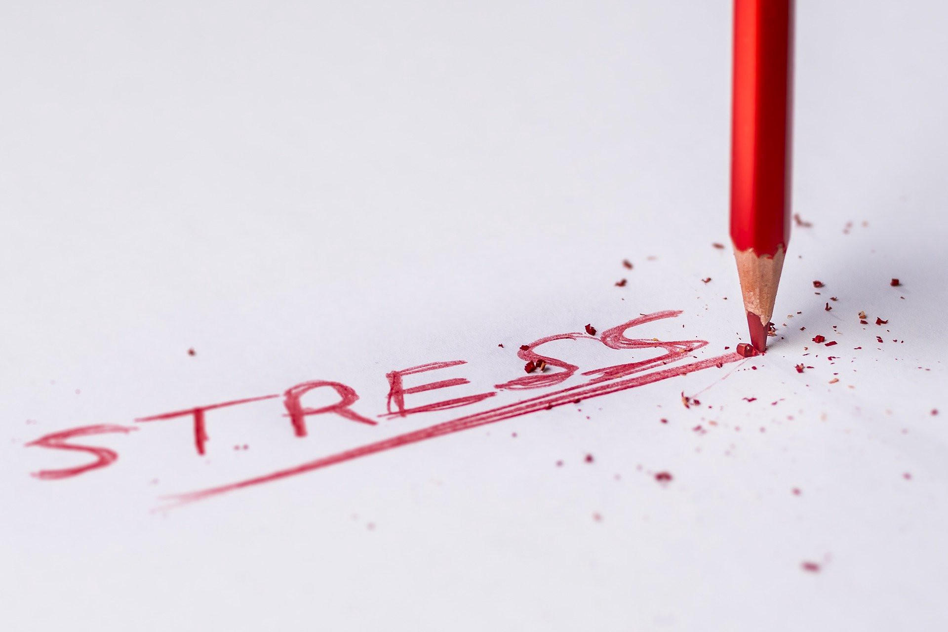 Saying yes too often leads to stress