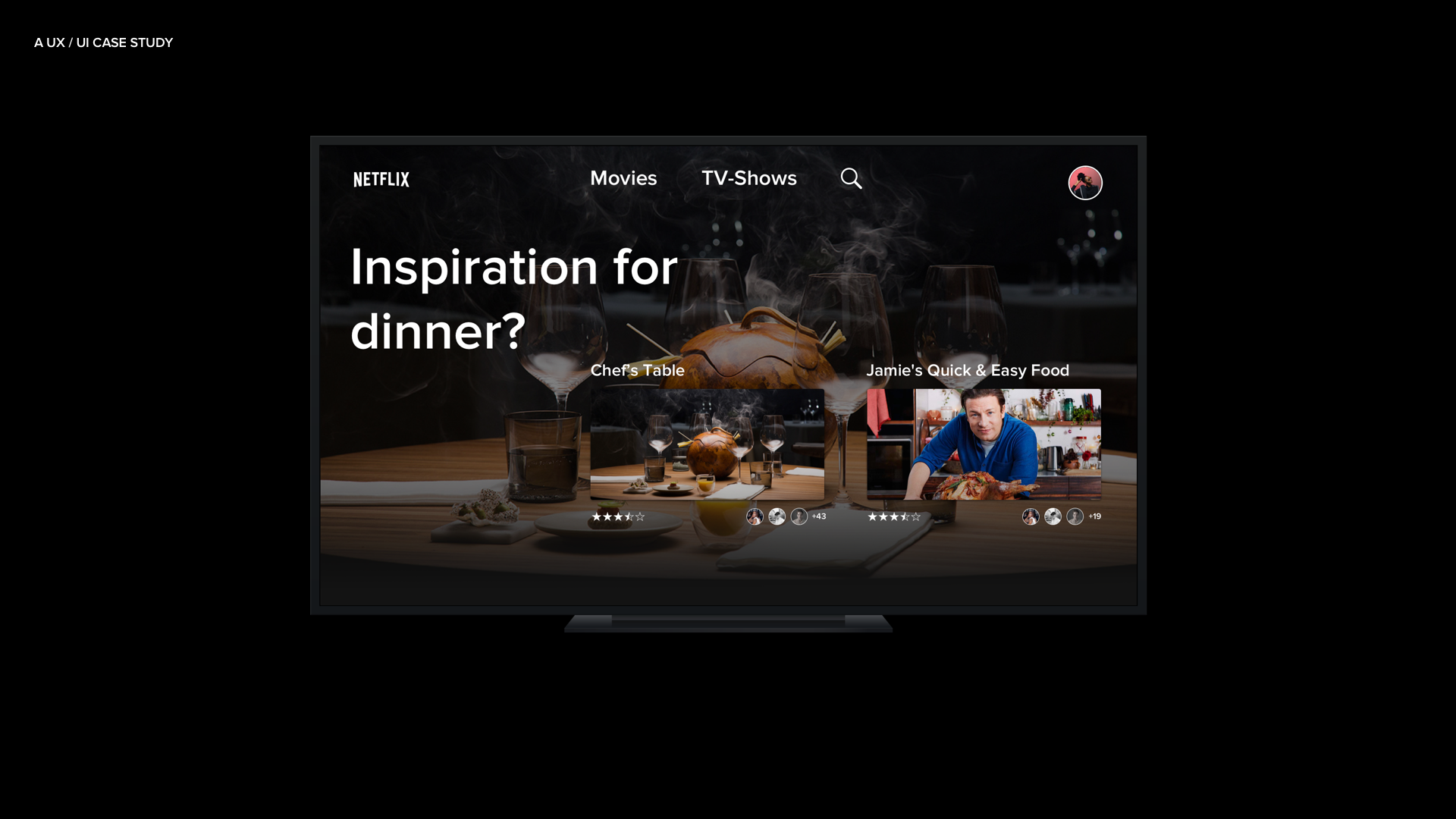 Netflix discovery experience — a UX/UI case study - UX