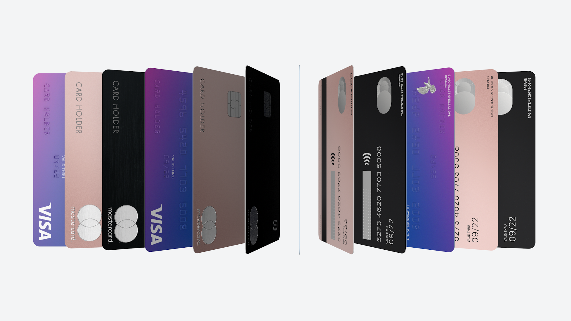 Interactive 3D cards for Revolut Android app - Revolut Tech