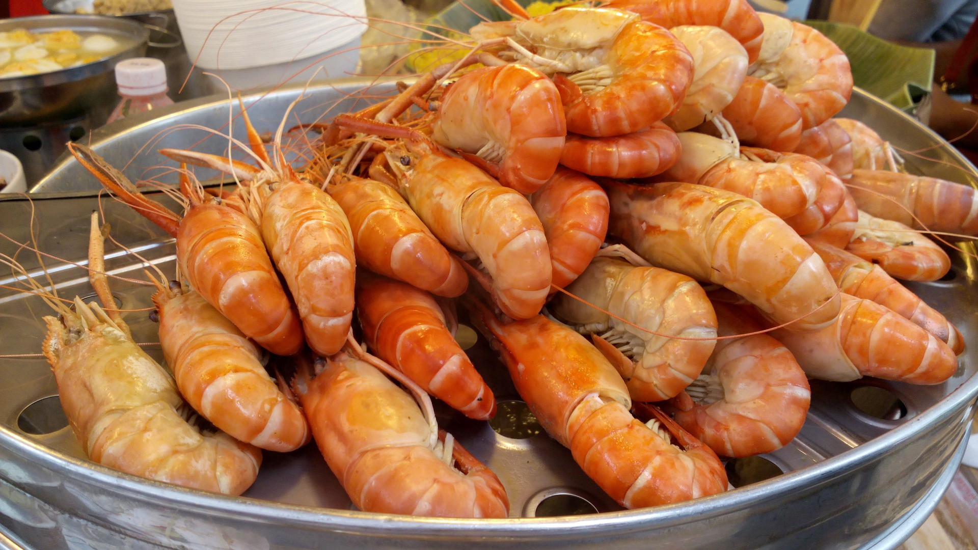 The global shrimp market is huge—can businesses profit while still