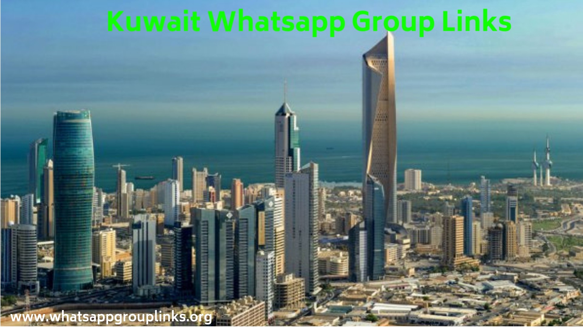Join Kuwait Whatsapp Group Links List - Sruthan Gundeboina