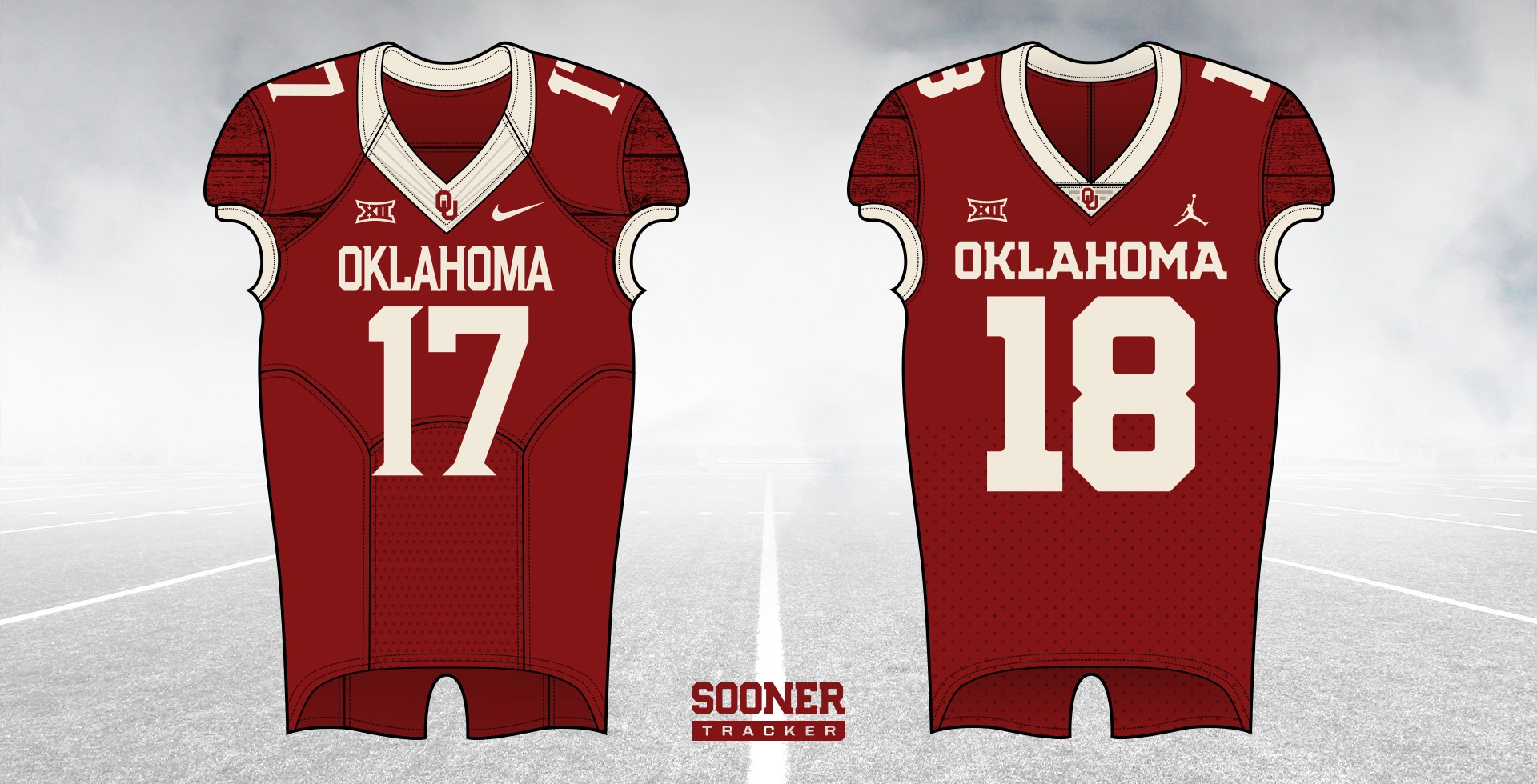 buy online 11fae c3ae0 Sooners to Refresh Roughrider Alternate Uniforms in 2018