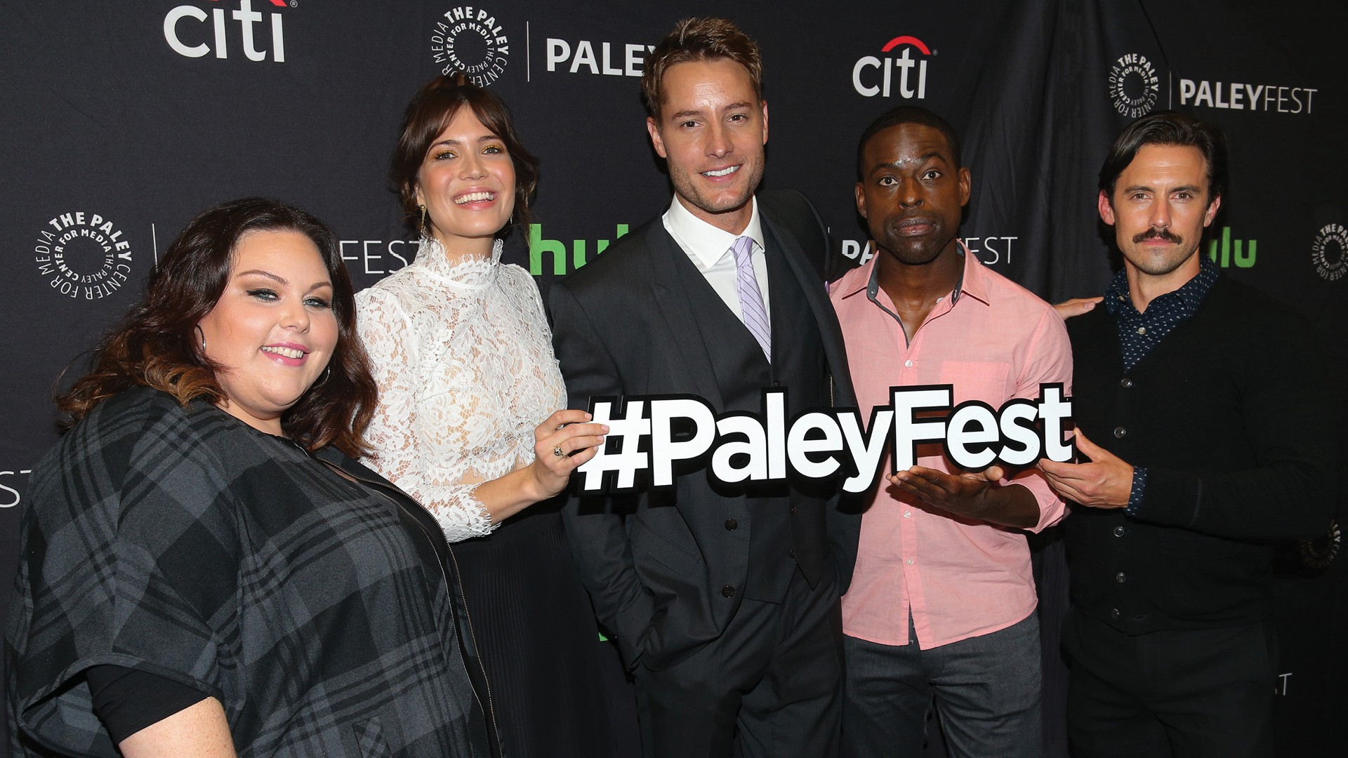 """12 """"This Is Us"""" Cast Moments To Get you Pumped for #PaleyFest LA"""