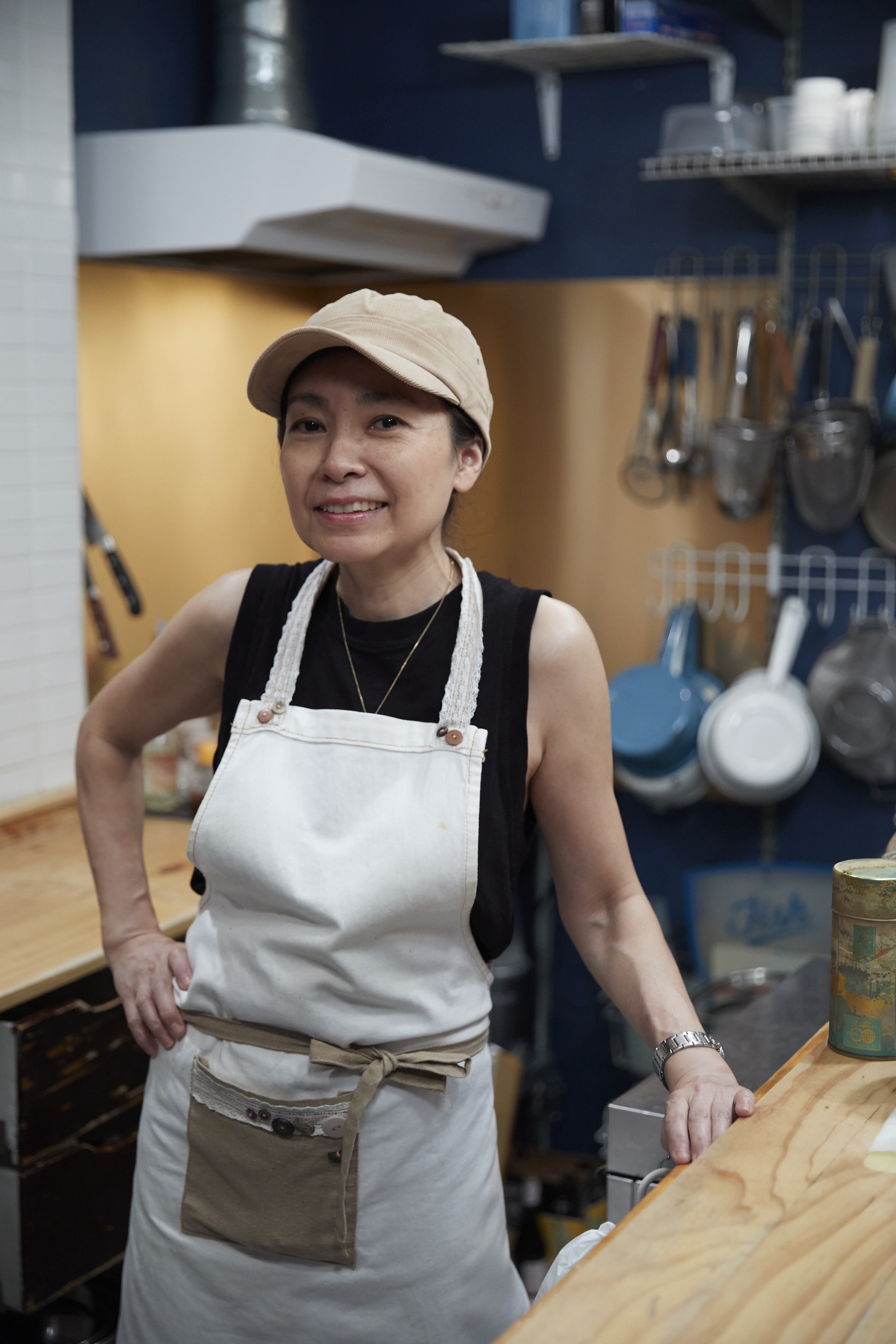 Yumika Parsley Opened a Harlem Restaurant for 'Survival'