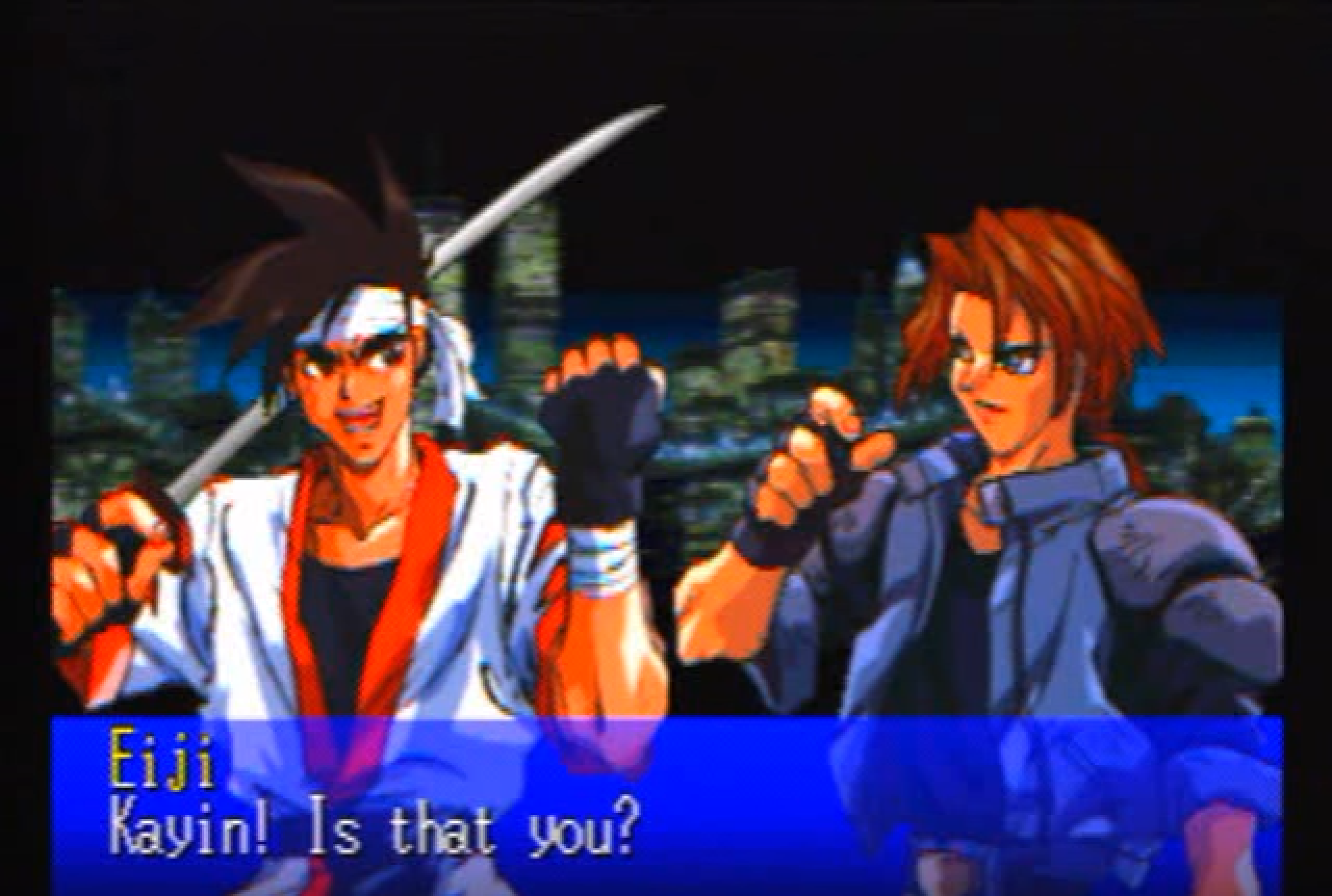 Timeline Of Battle Arena Toshinden By Cory Roberts Shinkansen