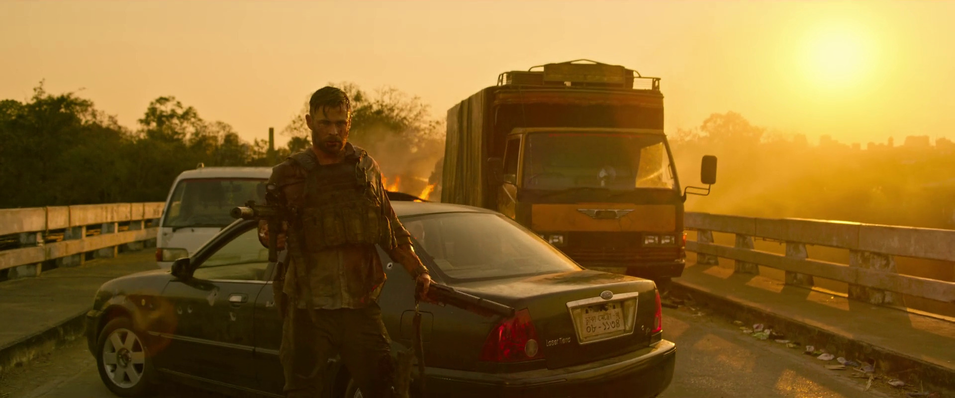 Extraction Is Yet Another White Savior Blockbuster By Johnnie Yu Text Color Medium