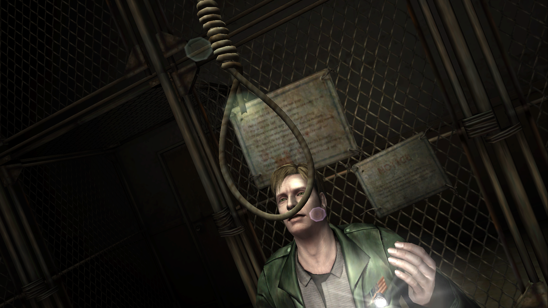 The Suspended Chord Silent Hill 2 And Luigi S Mansion By