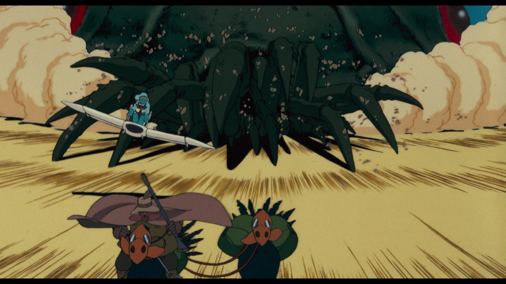 Nausicaa Of The Valley Of The Wind 1984 An Essay In Film