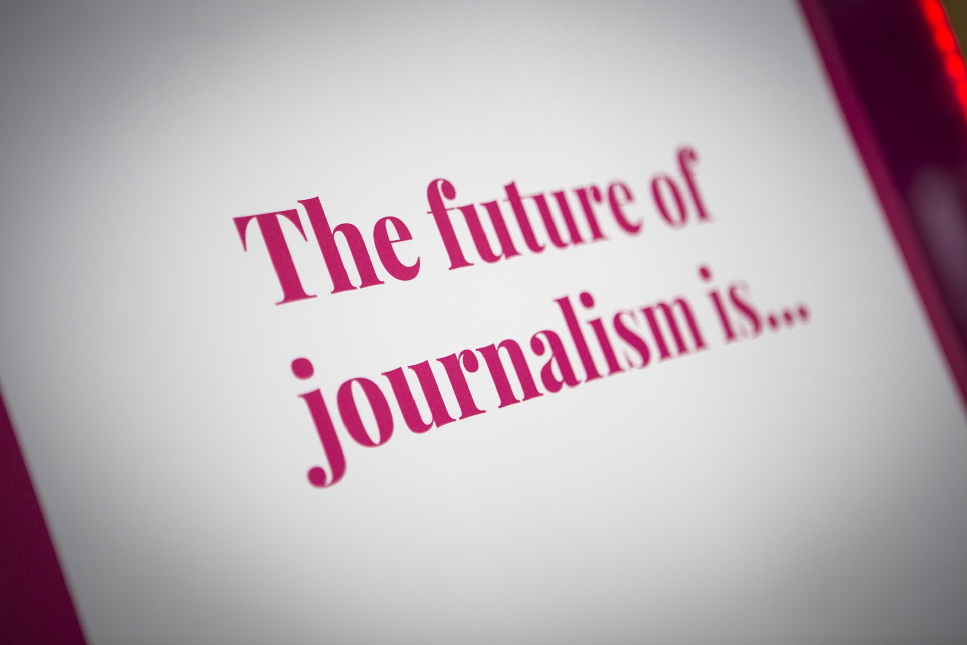 Six growing pains every journalism pioneer will recognise   by Adam Thomas    European Journalism Centre   Medium