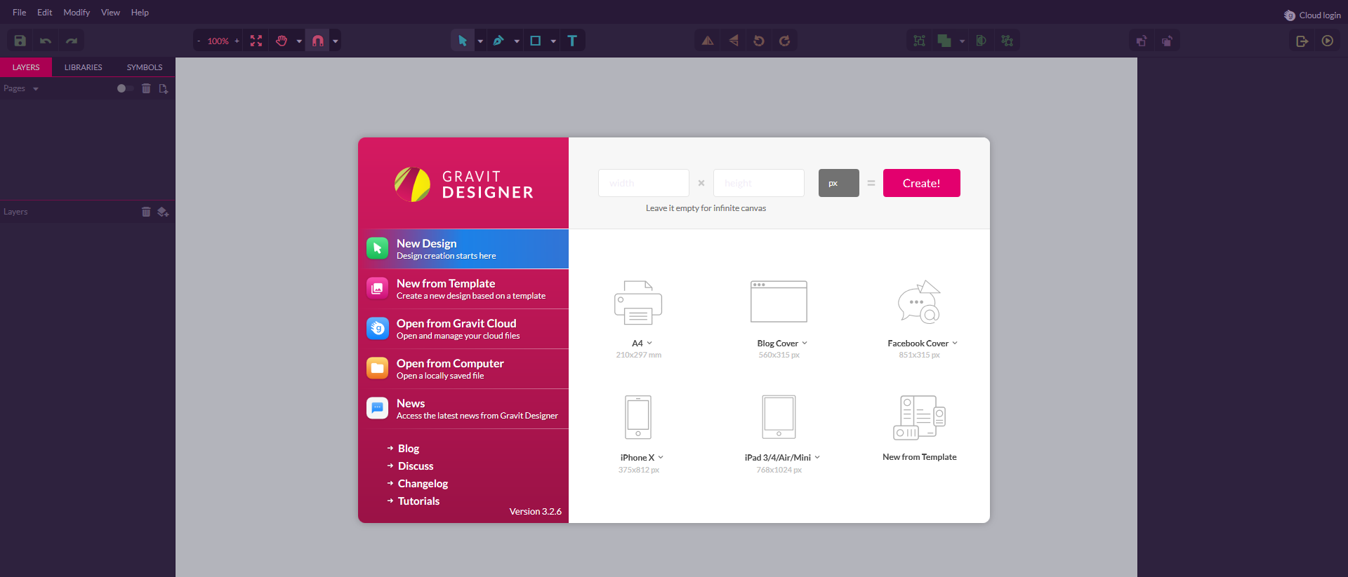 Open Design Freeware Tools For Creatives By Avi Barel Ux Planet