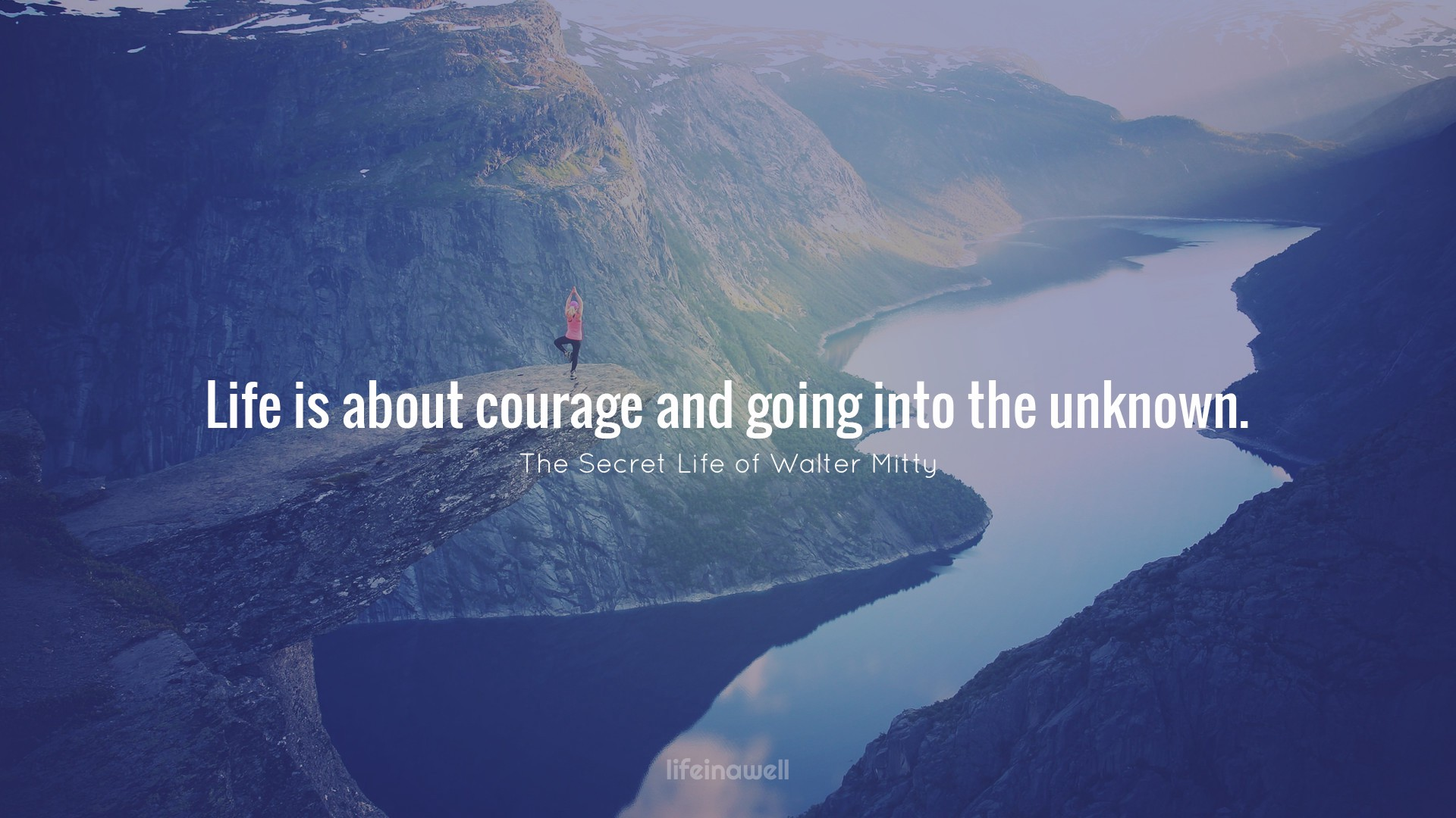 4 Inspirational Quotes From The Secret Life Of Walter Mitty