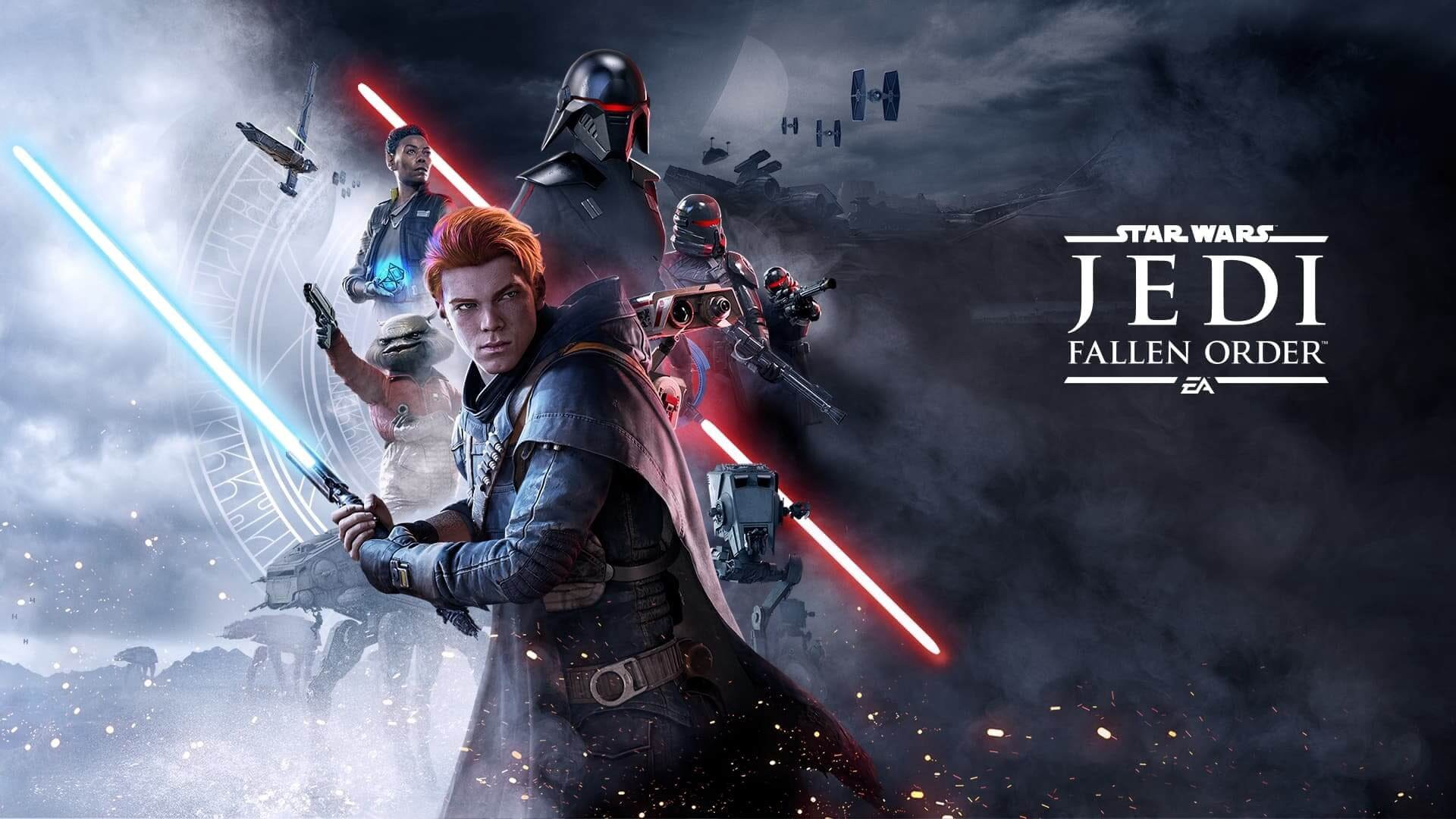 Jedi Fallen Order Review Julio Novais Medium