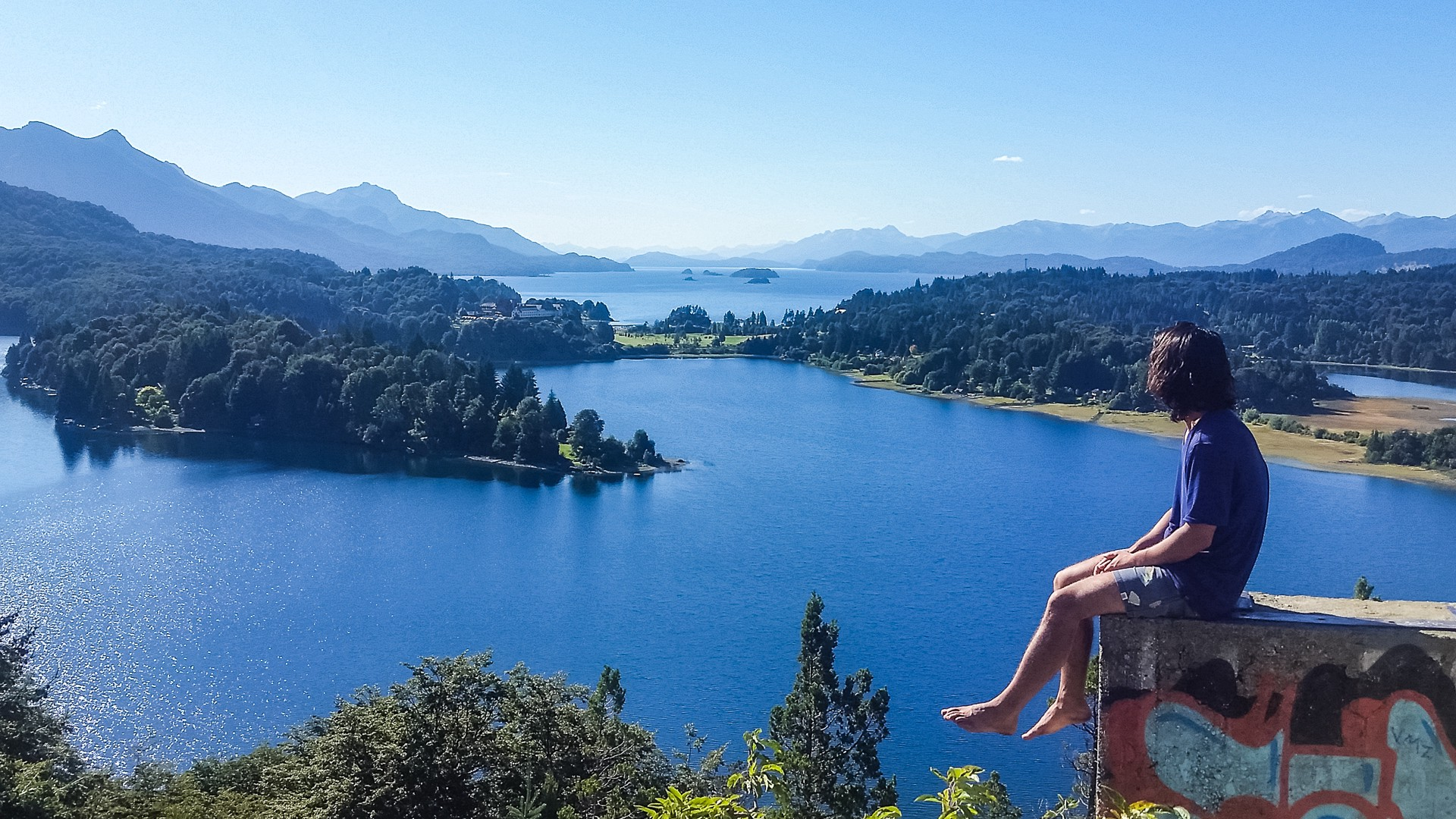 Bariloche Argentina Swiss Flair At The Top Of Patagonia By Mike Medium