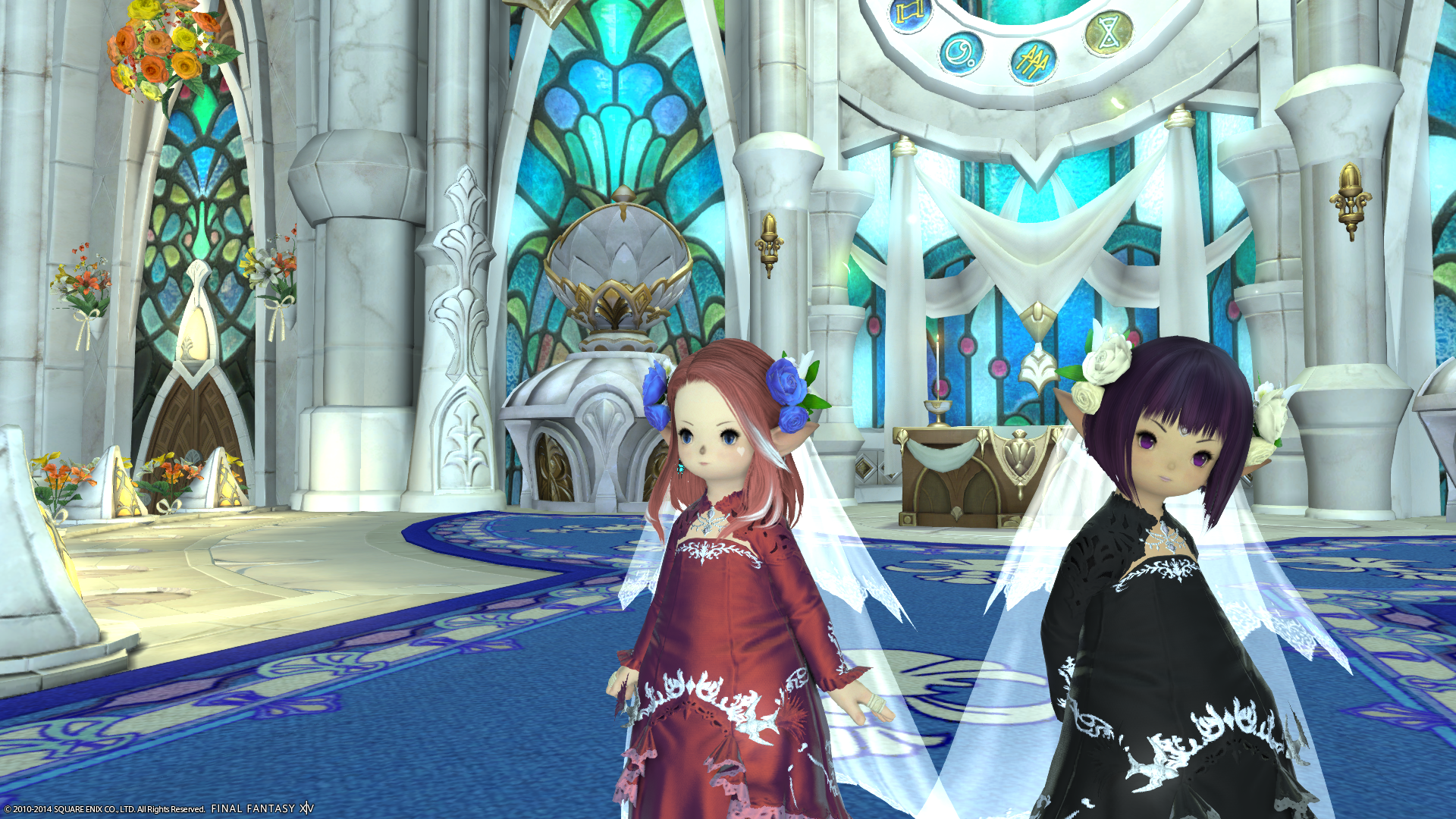The Road to Same-Sex Marriage in Final Fantasy XIV - popQT