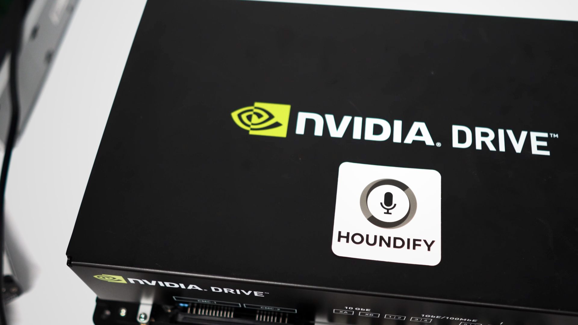 Houndify and DRIVE IX™ In-Car Demo Unveiled at NVIDIA GTC
