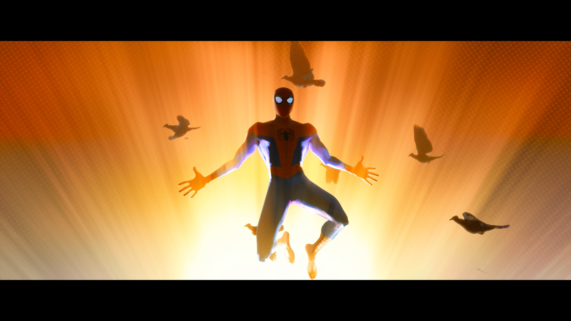 Into The Spider Verse Observations By Justin Fleming Medium